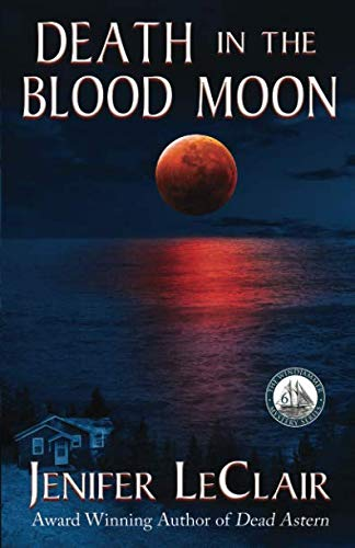 Death in the Blood Moon by Jenifer LeClair