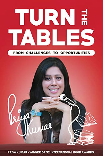 Turn the Tables by Priya Kumar